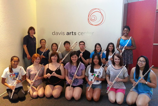 Flute Choir Photo